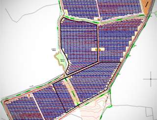 aquasoli our geotechnical servicesshadow optimized layout planning for solar fields